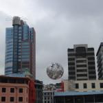 Wellington Artistic Skyline