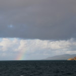 Rainbows Over St. Bees