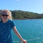 Sonia Chillin at Anchor