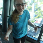 Top of Auckland Tower 1