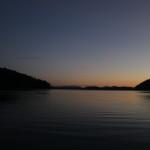 Whitsunday Island Sunset at Anchor