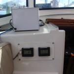 Prt Forward Cockpit gauges