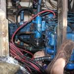 Rear Center Engine